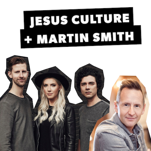 �Holy Spirit Night� mit Jesus Culture und Ex-Delirious?-S�nger Martin Smith